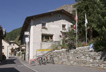 Pension- Restaurant Hirschen